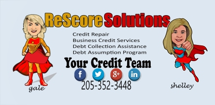 Personal Credit Business Credit Debt Assistance