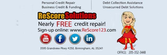 TWITTER 1500x500 FREE credit repair